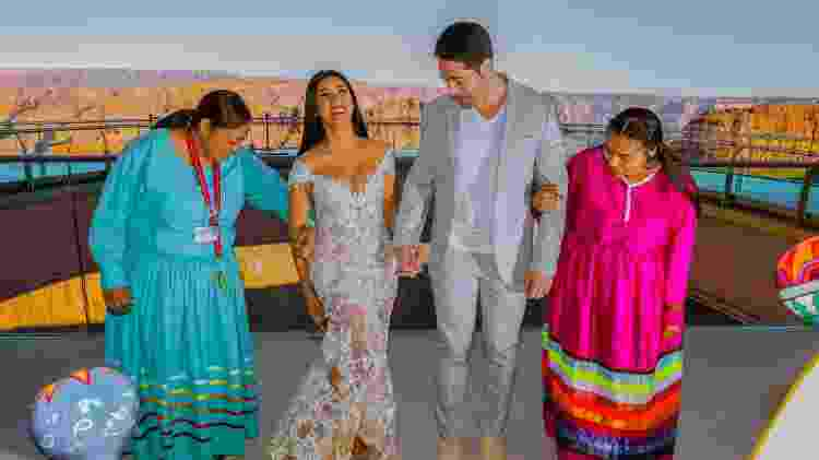 Simaria e o marido renovam votos em Las Vegas - Divulgação  - Divulgação