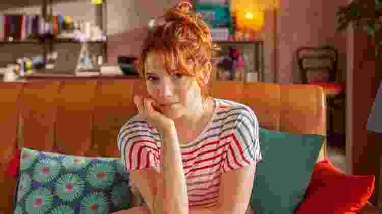 Diana Gómez, atriz que faz Tatiana, a namorada de Berlim, em La Casa de Papel 3 - Reprodução/Instagram