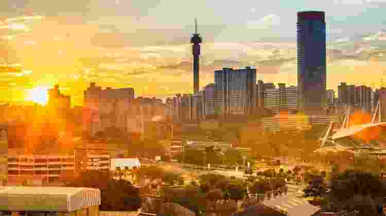 Joanesburgo, na África do Sul - iStock - iStock