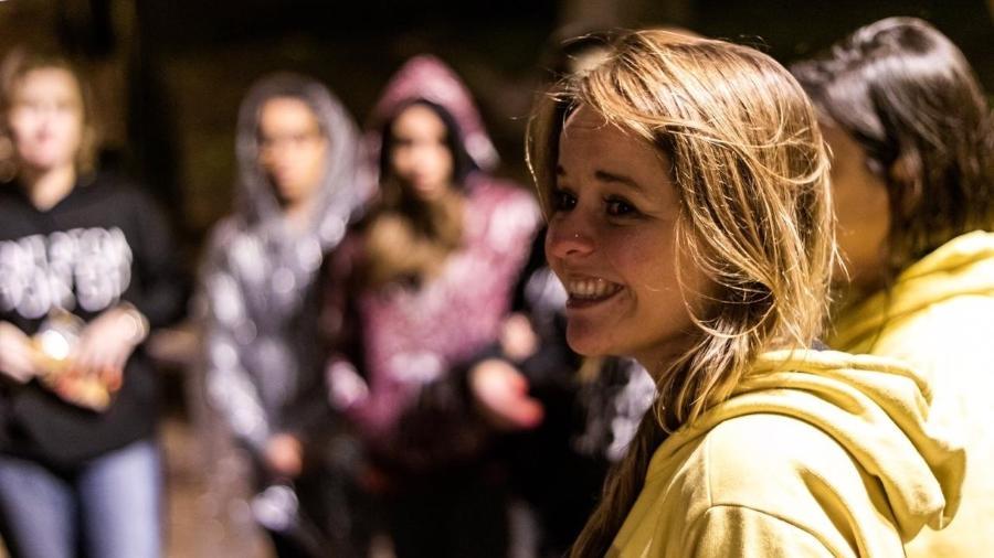 Mariana Centini, 36, é coordenadora do coletivo Entrega por SP  - Divulgação