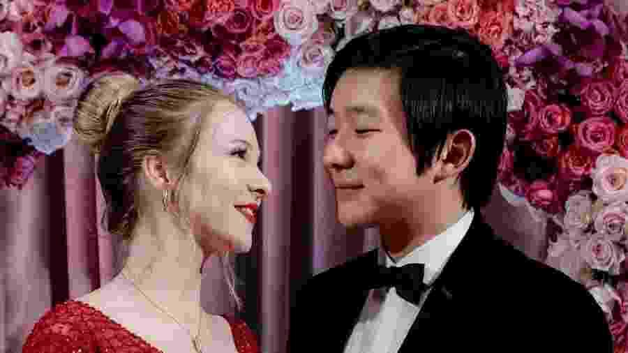 BBB20: Pyong Lee e a mulher, Sammy - Reprodução/Instagram