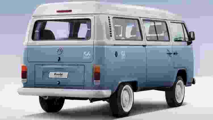 VW Kombi - Divulgação - Divulgação