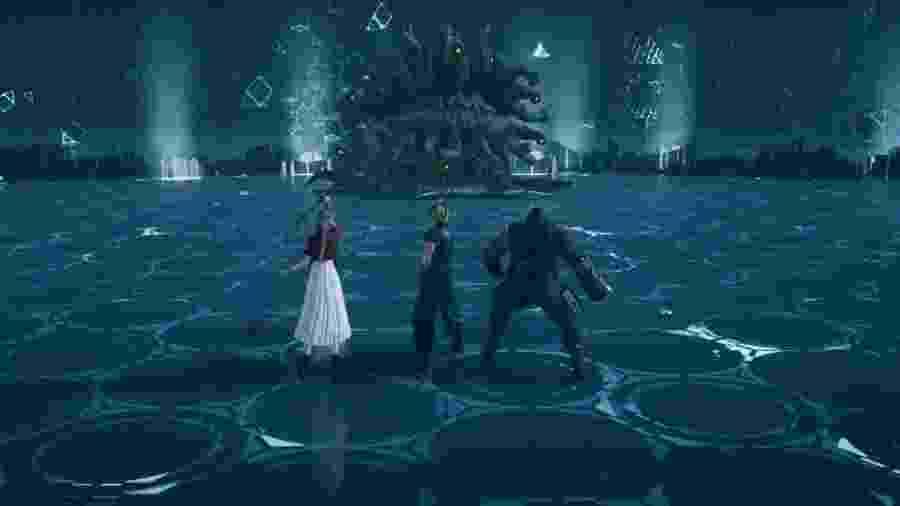 Malboro é um dos chefes secretos do jogo - Reprodução