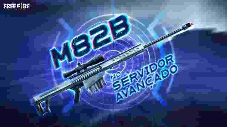 M82B - Divulgação - Divulgação