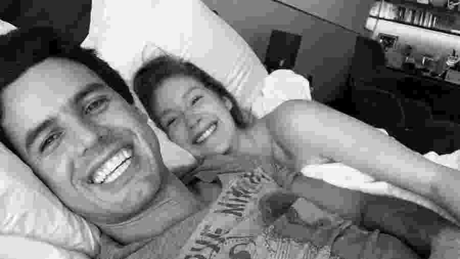 Marina Ruy Barbosa e o marido Xande Negrão - reprodução/Instagram