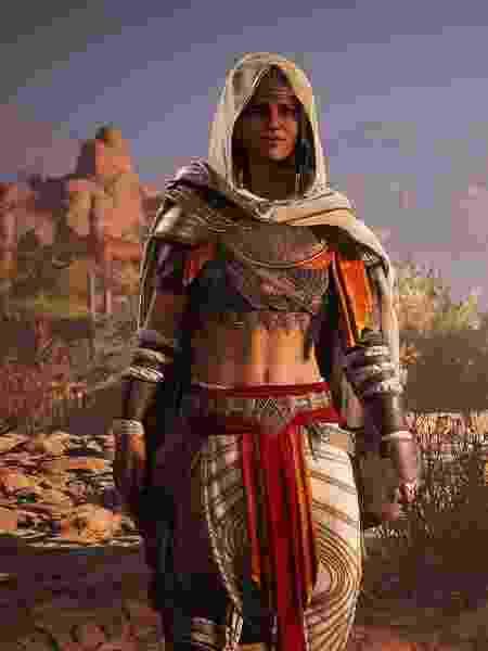 Assassin's Creed Amunet Ocultos  - Reprodução - Reprodução