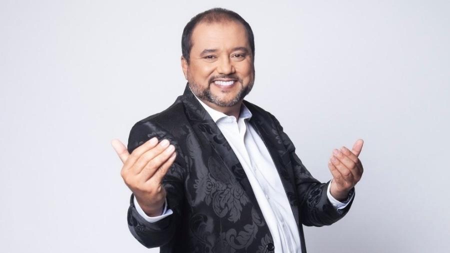 Geraldo Luís tem temporada de 14 episódios garantida para o novo projeto - Divulgação