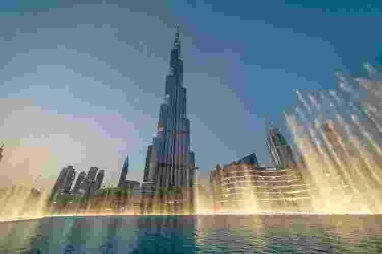 As fontes de Dubai - Tyson Paul/Loop Images/Universal Images Group via Getty Images - Tyson Paul/Loop Images/Universal Images Group via Getty Images