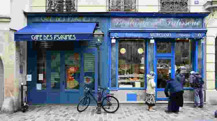 Café em Paris, França - Getty Images - Getty Images