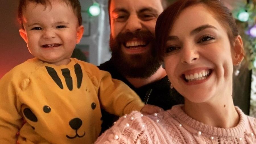Titi Müller mostra fotos do aniversário de 1 ano do filho - Reprodução/Instagram