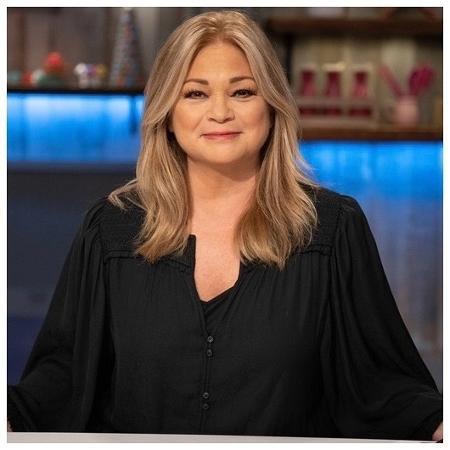 Valerie Bertinelli é apresentadora do canal norte-americano Food Network - Reprodução / Instagram