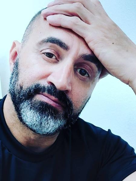 Felipe Mansur, 52, teve uma fratura peniana em 2015 - Arquivo pessoal