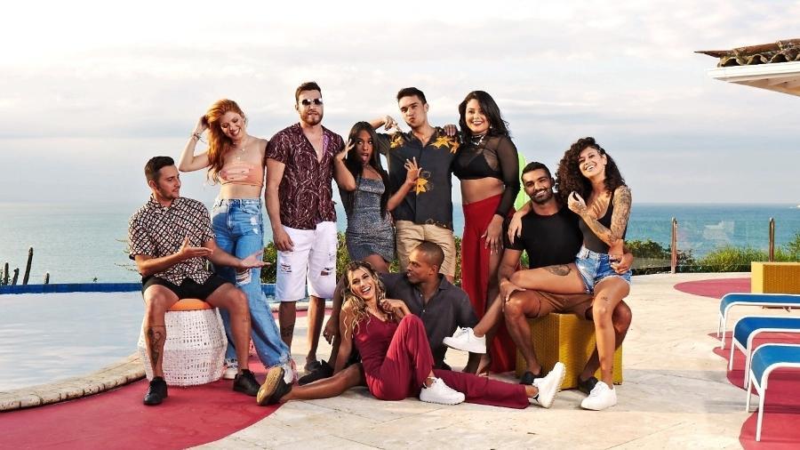 """Participantes do """"Rio Shore"""", o novo reality show da MTV Brasil e do Paramount+ - Divulgação/MTV"""
