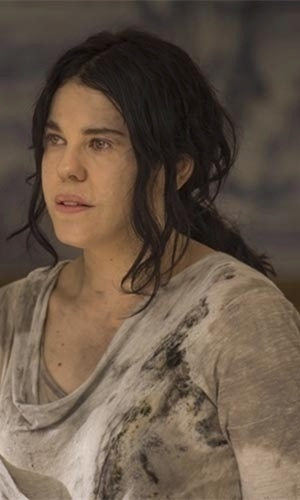 Nelita (Bárbara Paz) - Ela sempre mostrou sintomas de transtorno bipolar: hora estava eufórica, hora deprimida.