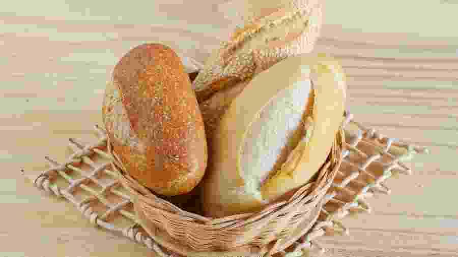 Pães produzem 50g de gás carbônico para cada 100 calorias ingeridas - iStock