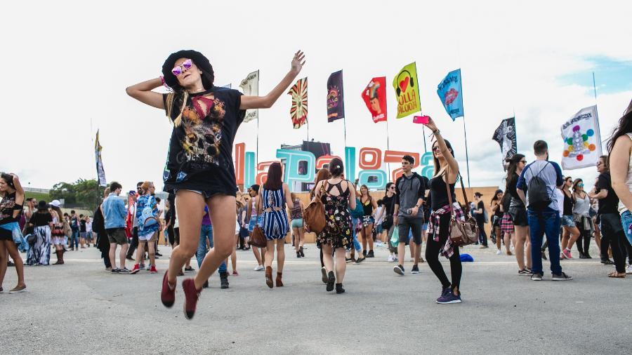 Sétima ediçao do Lollapalooza terá três dias de shows  - Felipe Gabriel/UOL