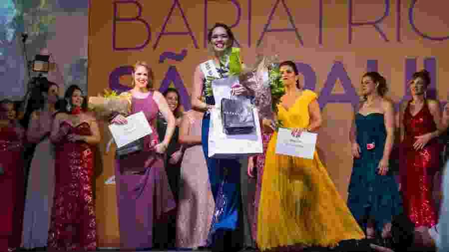 Sabrina Azevedo é eleita a Miss Bariátrica São Paulo 2017 - Divulgação