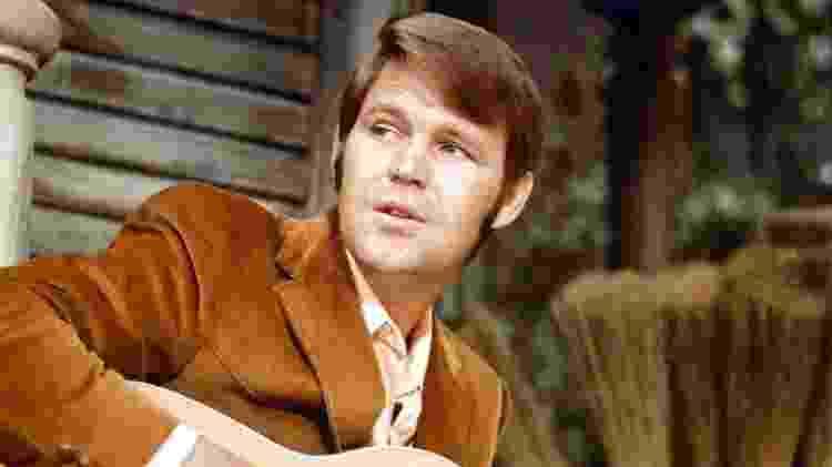 Morre o astro da música country Glen Campbell