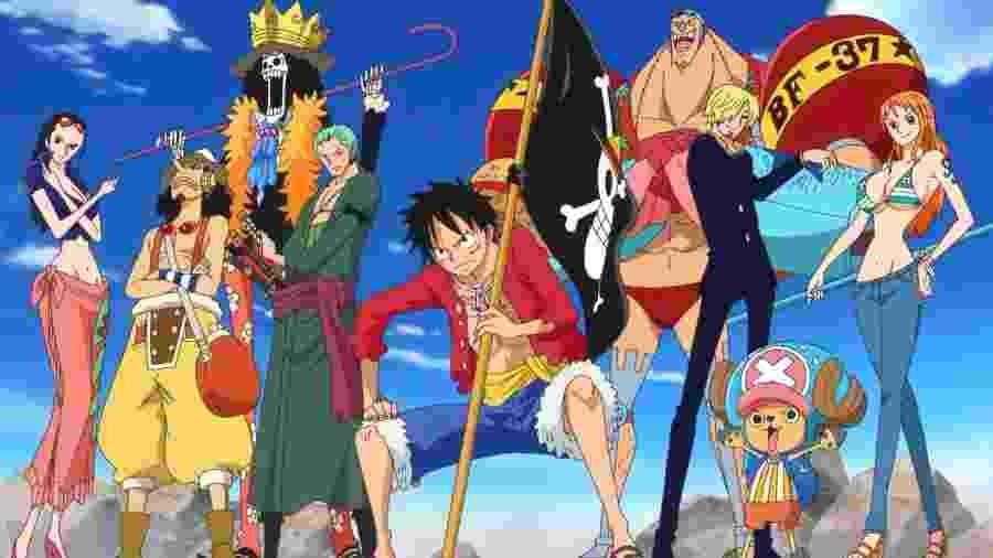 One Piece - Divulgação/Toei Animation