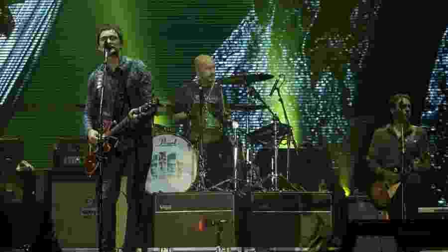 O Skank fará uma live especial comemorando os 30 anos de estrada da banda  - Marcelo Sá Barreto/AgNews