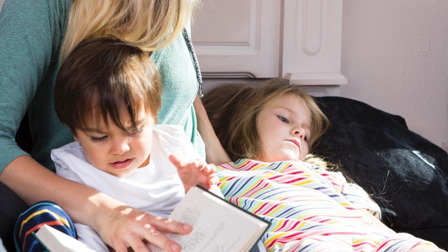 Não se culpe pela criação dos seus filhos - Getty Images