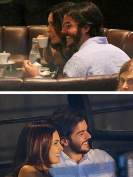 Fátima Bernardes comemora quatro meses de namoro com Túlio Gadêlha - Reprodução/Instagram/fatimabernardes