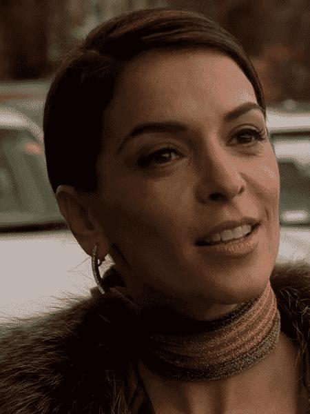 A atriz Annabella Sciorra - Reprodução