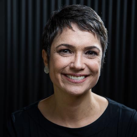 Sandra Annenberg  - Simon Plestenjak/UOL