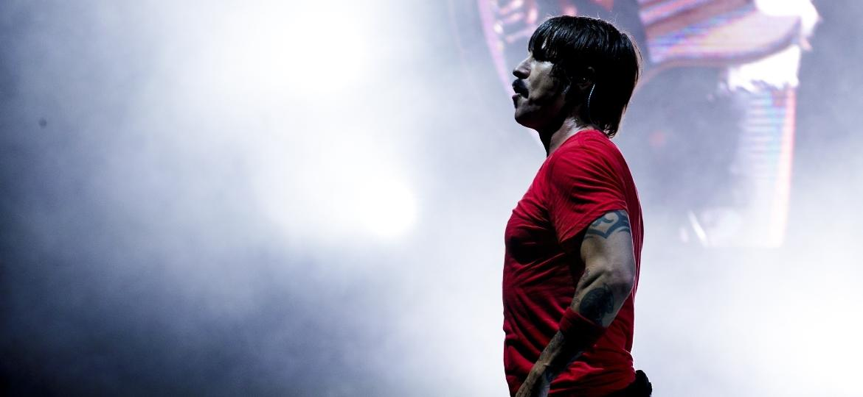 O Red Hot Chili Peppers encerrou a primeira noite do Lollapalooza Brasil 2018 - Mariana Pekin/UOL