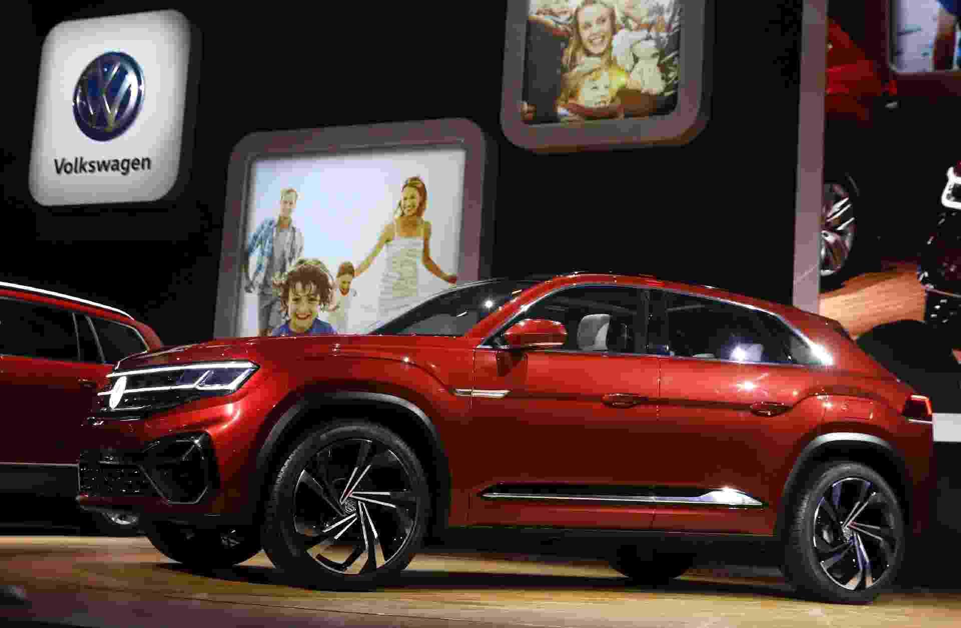 Volkswagen Atlas Cross Sport Concept - Shannon Stapleton/Reuters
