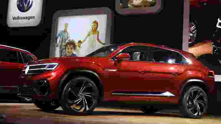 Atlas Cross Sport é SUV grande com perfil de cupê concebido para os EUA com propulsão híbrida - Shannon Stapleton/Reuters