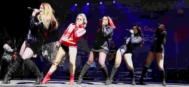 Rouge faz show empolgante na Virada Cultural - Mariana Pekin/UOL