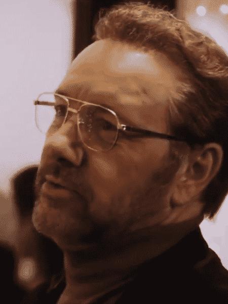 """Kevin Spacey em cena de """"Billionaire Boys Club"""" - Reprodução"""