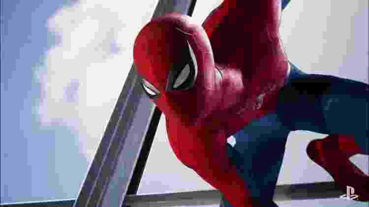 Spider-Man Traje clássico - Divulgação - Divulgação