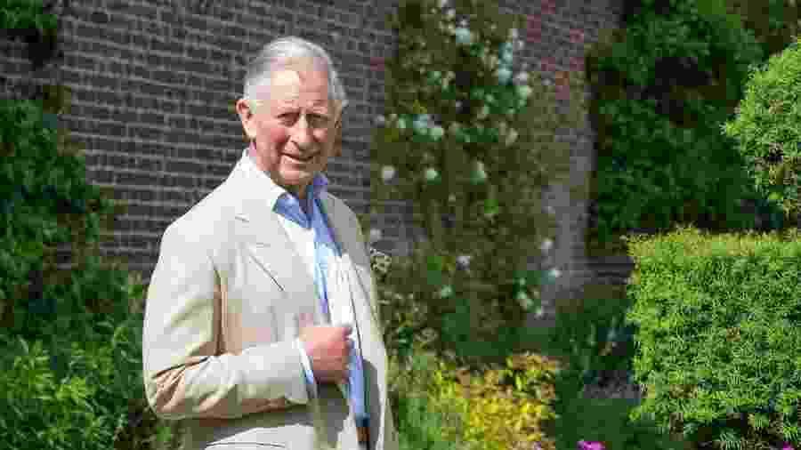 Charles Philip Arthur George poderá escolher qualquer um desses nomes durante seu reinado - Reprodução/Instagram/clarencehouse