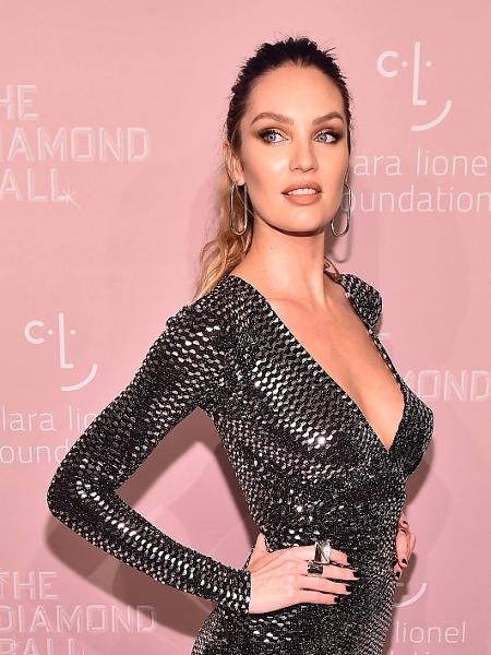 Candice Swanepoel  - Getty Images