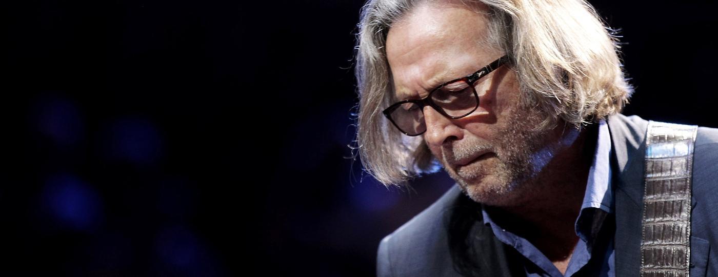 Eric Clapton em foto no Royal Albert Hall, em 2010; em 1991, morte de filho do guitarrista inspirou música - Chris Jackson/Getty Images