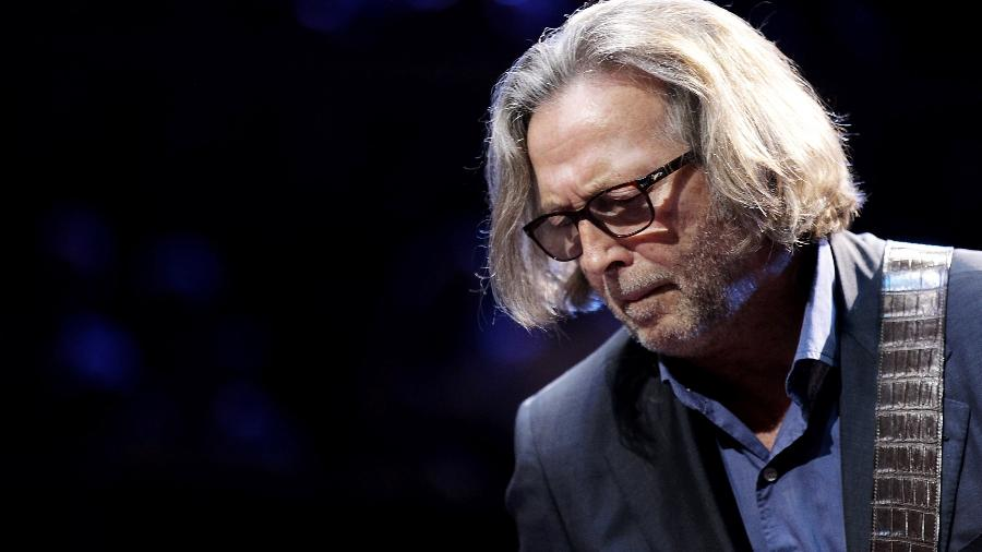 Eric Clapton no Royal Albert Hall, Londres, em 2010 - Chris Jackson/Getty Images