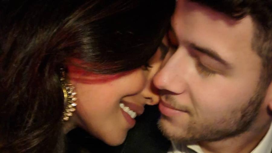 Pryianka Chopra e Nick Jonas - Reprodução/Instagram