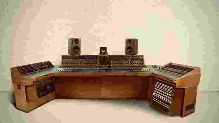 """Console que gravou """"Stairway to Heaven"""" - Reprodução - Reprodução"""
