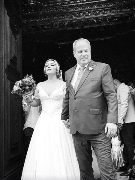 Jayme Monjardim e Tânia Mara se casam no Rio de Janeiro - Reprodução/Instagram
