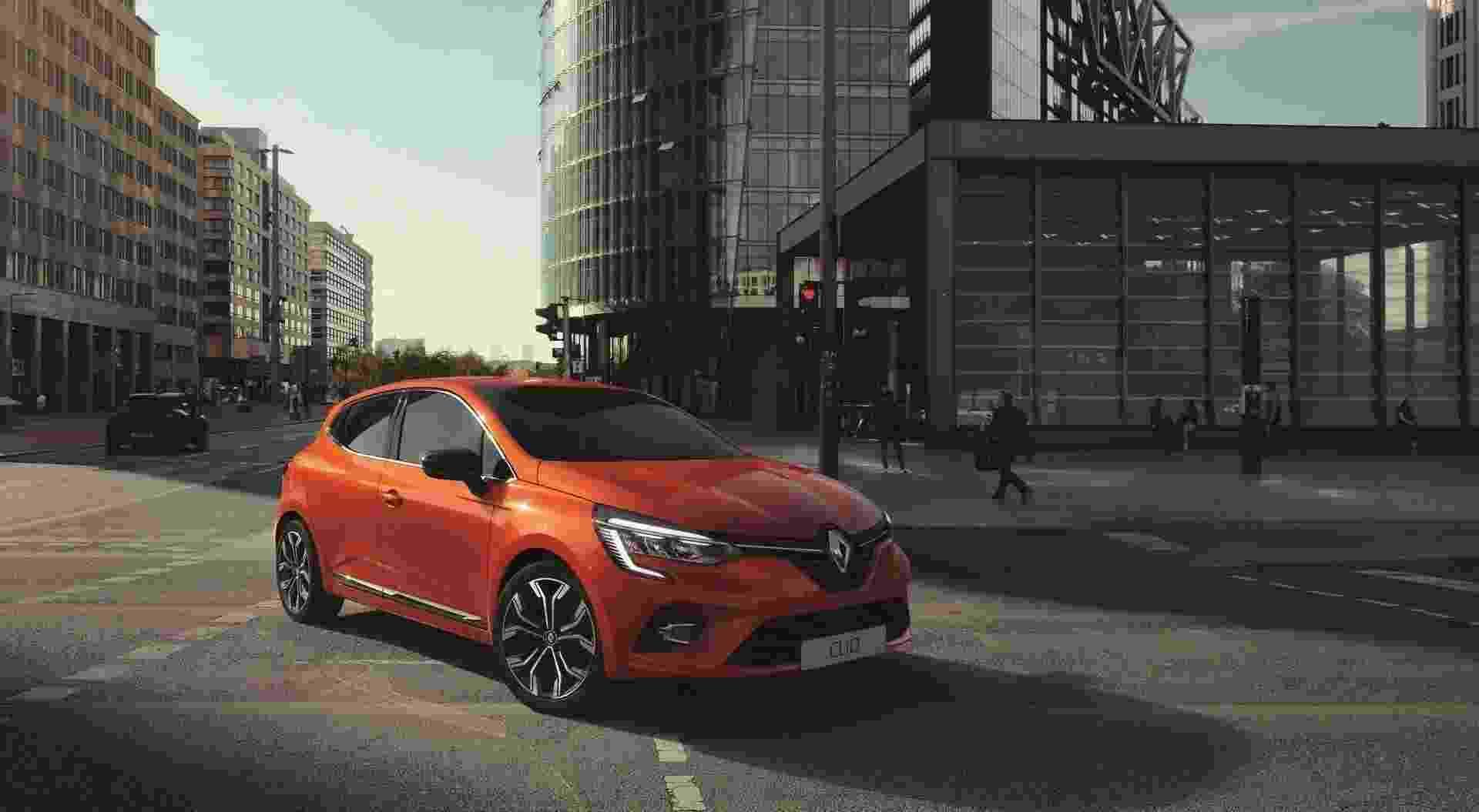 Renault Clio V - Divulgação