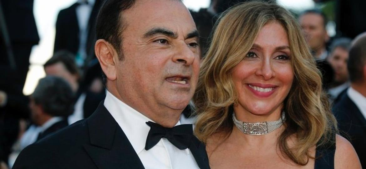 Carlos Ghosn Cannes - Reuters
