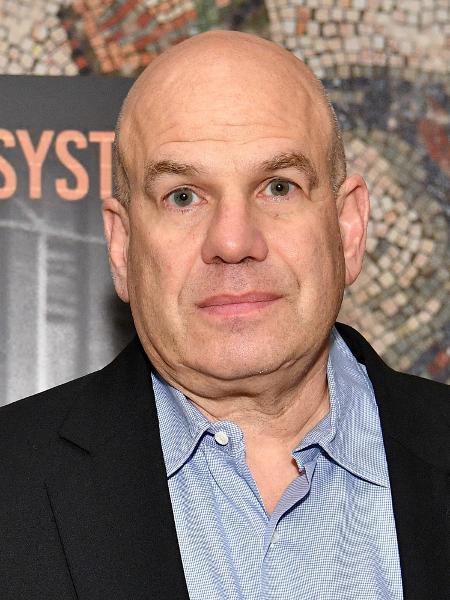 """O roteirista David Simon, criador de """"The Wire"""", considerada uma das melhores séries de todos os tempos - Dia Dipasupil/Getty Images/AFP"""