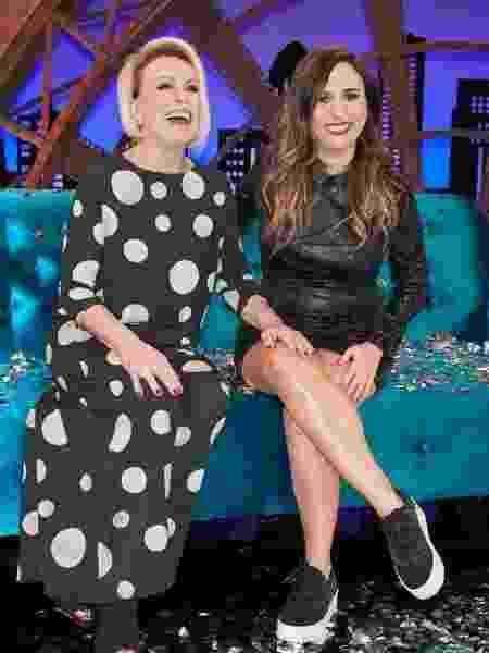 Ana Maria Braga participa do Lady Night - Juliana Coutinho/Multishow