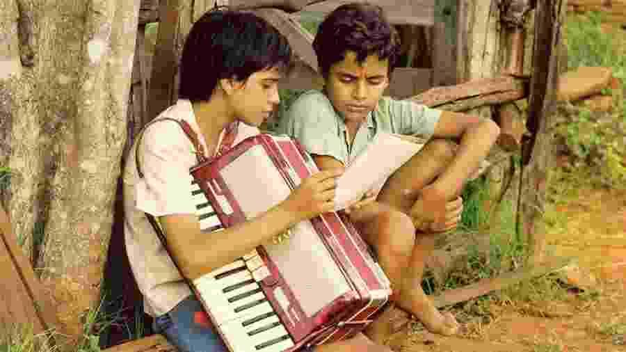 Cena do filme 2 Filhos de Francisco - Divulgação