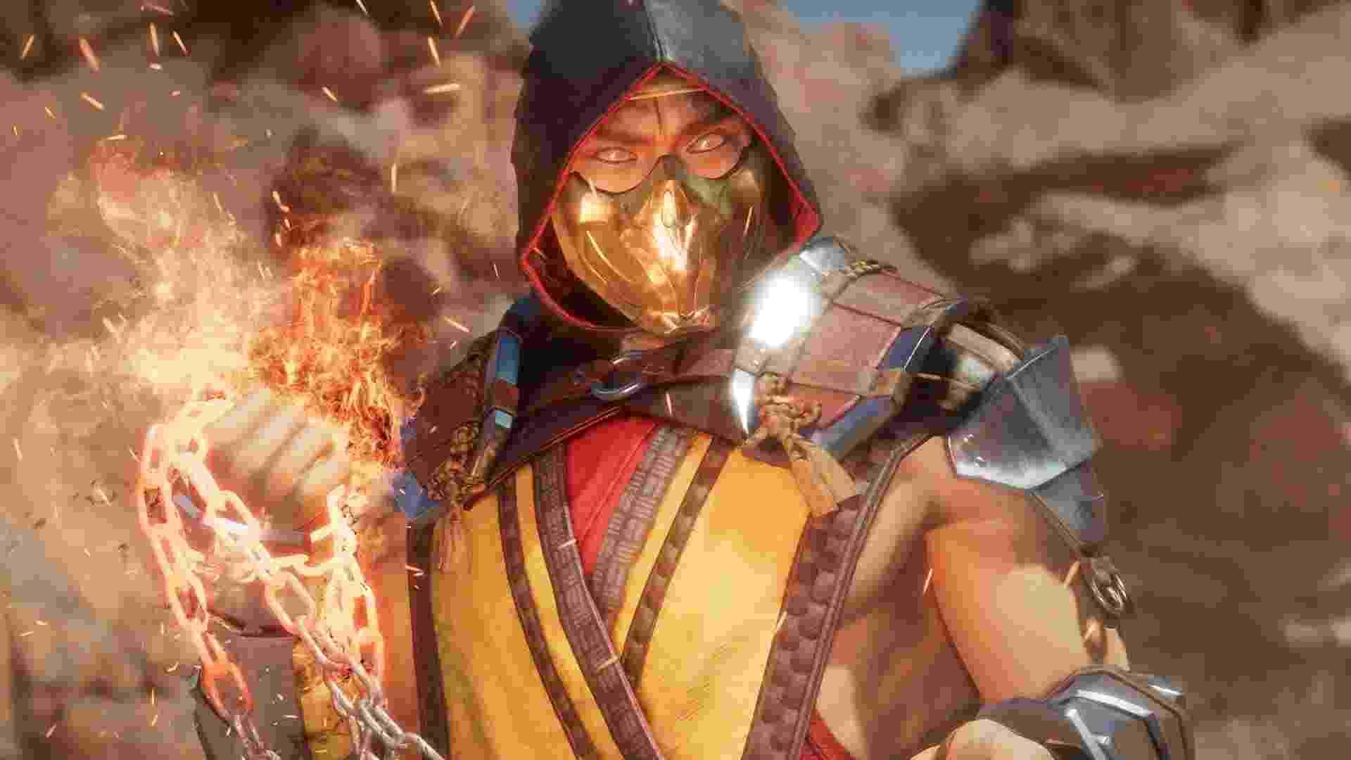 Mortal Kombat 11 - Divulgação
