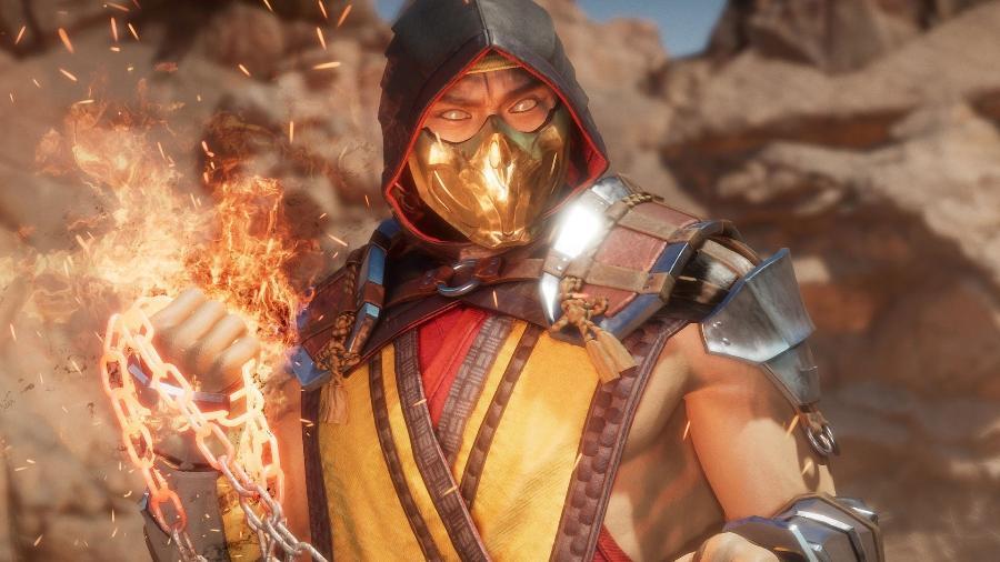 Mortal Kombat 11 estará de graça para jogadores de PS4 e Xbox One neste final de semana - Divulgação