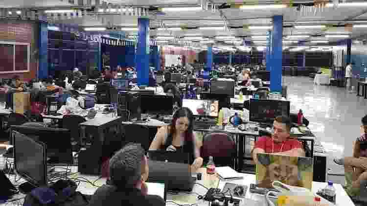 Game Jam Curitiba 1 - Acervo Pessoal - Acervo Pessoal