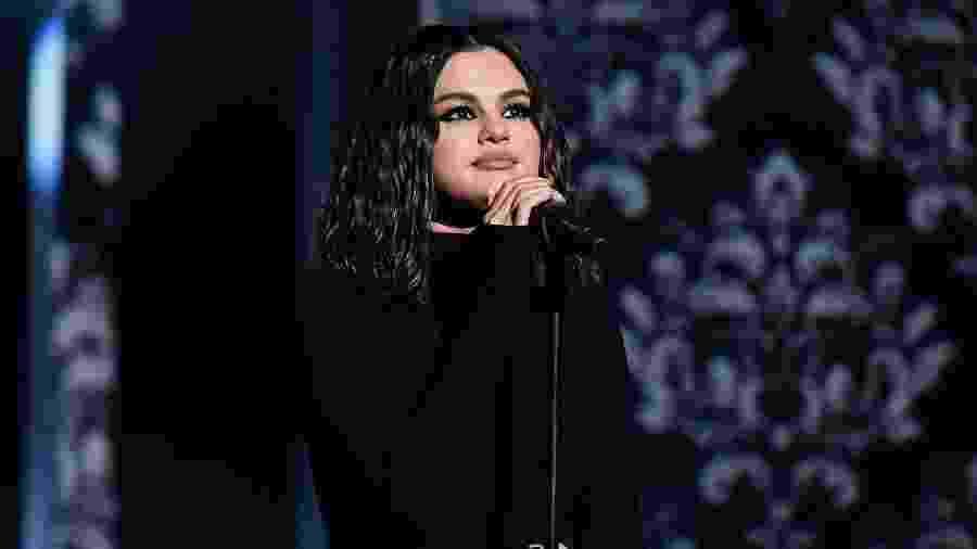 Selena Gomez durante sua apresentação no American Music Awards 2019 - Emma McIntyre/AMA2019/Getty Images for dcp